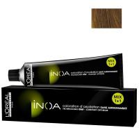 L'Oréal Professionnel INOA 7,24 mittelblond irise kupfer 60 ml