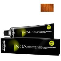 L'Oréal Professionnel INOA 7,44 mittelblond tiefes kupfer 60 ml