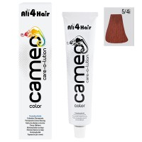 Cameo Color Haarfarbe 5/4i hellbraun intensiv rot-intensiv 60 ml