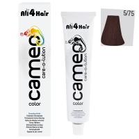 Cameo Color Haarfarbe 5/75 hellbraun braun-mahagoni 60 ml