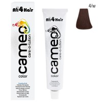 Cameo Color Haarfarbe 4/w mittelbraun warm 60 ml