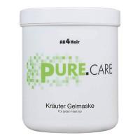 PUREcare Kräuter Gelmaske
