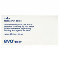 Evo Body Cake Cleanser of Pores Bar