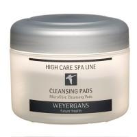 Weyergans Spa Line High Care Soon Future Microfibre Cleansing Pads 30 Stück