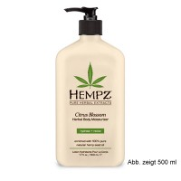 Hempz Citrus Blossom Herbal Moisturizer