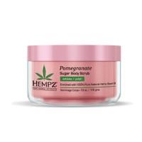 Hempz Pomegranate Sugar Body Scrub