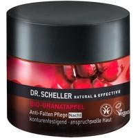 DR. SCHELLER Bio-Granatapfel Anti-Falten Pflege Nacht