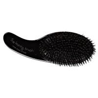 Olivia Garden Kidney Brush 100% Boar schwarz