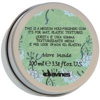 Davines more inside Medium Hold Finishing Gum