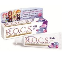 R.O.C.S. Zahncreme Kids Bubble Gum