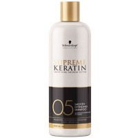 Schwarzkopf Surpreme Keratin Smooth Extending Shampoo 05