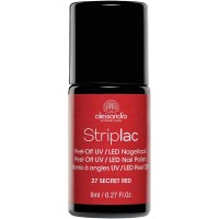 alessandro International Striplac 27 Secret Red 8 ml