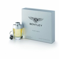 Bentley for Men Luxury Coffret Eau de Toilette Natural Spray + Keyring