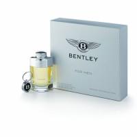 Bentley for Men Luxury Coffret Eau de Toilette Natural Spray + Keyring