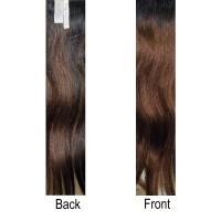Balmain Clip-in Weft Set 40 cm Clip-In Extensions Milan