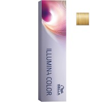 Wella Illumina 10/38 hell-lichtblond gold-perl