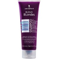 Lee Stafford Bleach Blondes Shampoo 250 ml