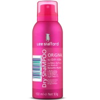 Lee Stafford Dry Shampoo Original 150 ml
