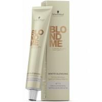 Schwarzkopf Blondme White Blending Eis 60 ml