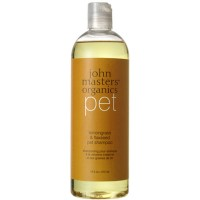 john masters organics Lemongrass & Flaxseed Pet Shampoo 473 ml