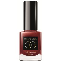 Organic Glam Mars Deep Shimmery Red 11 ml