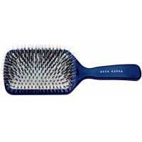 Acca Kappa Hair Extension Pneumatic Paddle Brush blau 24,5 cm