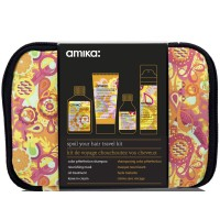 amika Spoil Your Hair Obliphica Travel Kit
