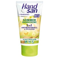 Handsan 2 in 1 Sommerhandcreme 75 ml