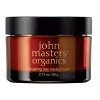 john masters organics Sculpting Clay Medium Hold 60 g