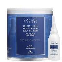 Alterna Caviar Clinical Dandruff Control Exfoliating Scalp Treatment 12 x 15 ml