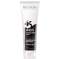 Revlon Revlonissimo 45 Days Radiant Darks 2 in 1 Shampoo & Conditioner 275 ml