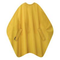 Trend-Design Classic Haarschneideumhang Gelb