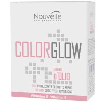 Nouvelle COLOR GLOW Haaröl Intensivpflege 10 x 10 ml
