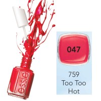 essie for Professionals Nagellack 759 Too Too Hot 13,5 ml