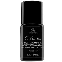 Alessandro Striplac Base & Top Coat 8 ml