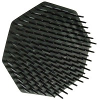 Hairforce Kopfmassagebürste schwarz