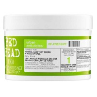 Tigi Bed Head Urban anti+dotes Re-Energize Treatment Mask 200 g