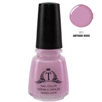 Trosani Topshine Nagellack 011 Antique Rose 17 ml
