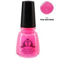 Trosani Topshine Nagellack 027 Pearl Neon Dream 17 ml