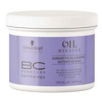 Schwarzkopf BC Bonacure Oil Miracle Kaktusfeigenöl Kur 500 ml