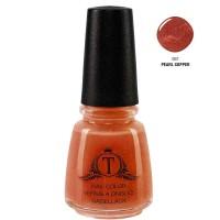 Trosani Topshine Nagellack 057 Pearl Copper 17 ml
