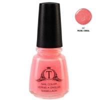 Trosani Topshine Nagellack 067 Pearl Coral 17 ml