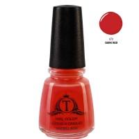Trosani Topshine Nagellack 072 Dark Red 17 ml