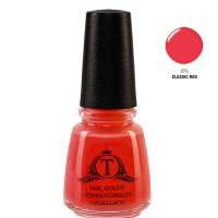 Trosani Topshine Nagellack 073 Classic Red 17 ml