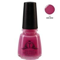 Trosani Topshine Nagellack 079 Dark Rouge 17 ml