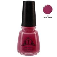 Trosani Topshine Nagellack 080 Dressy Cherry 17 ml