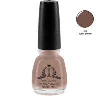 Trosani Topshine Nagellack 034 Town Brown 5 ml