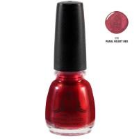 Trosani Topshine Nagellack 056 Pearl Velvet Red 5 ml