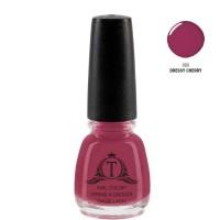 Trosani Topshine Nagellack 080 Dressy Cherry 5 ml