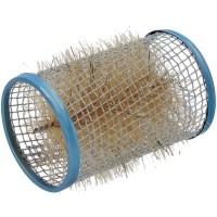 Hairforce Drahtwickler mit Borste 40 mm 12 Stück